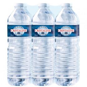Pack eau Cristaline
