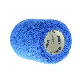 Bande Cohéban bleu 4.7 x 7.5 cm