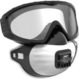 Lunette combinée avec masque antipoussière Filterspec®
