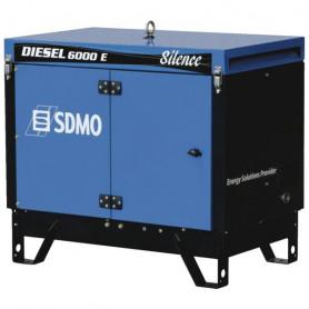 Groupe électrogène Diesel 6000