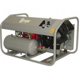 Compresseur mobile thermique 15 l - 18 m³h