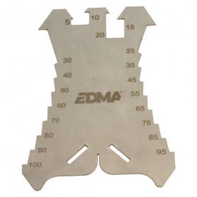 Tracette à zinc