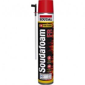 Mousse polyuréthane coupe-feu Soudafoam FR