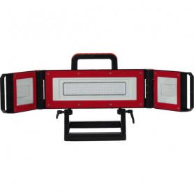 Projecteur chantier LED multipositions