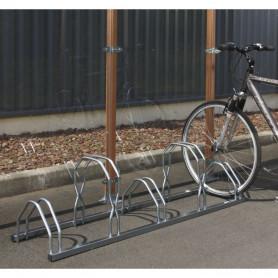 Support vélos 2 niveaux