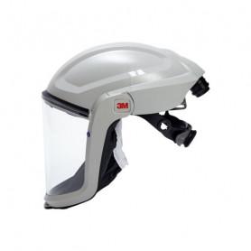Pare-visage et casque M-206 avec joint facial confort plus