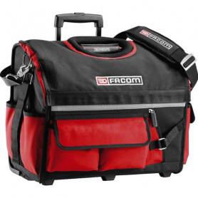 Boîte à outils textile à roulettes BS.R20