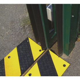 Rampe de portail