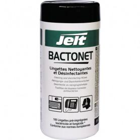 Lingettes Bactonet nettoyantes et désinfectantes