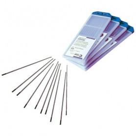 Électrode TIG tungstène Lanthane 2%