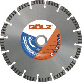 Disque diamant LT-30