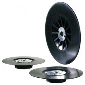 Plateau pour disque fibre