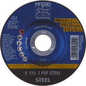 Disque à ébarber PSF Steel