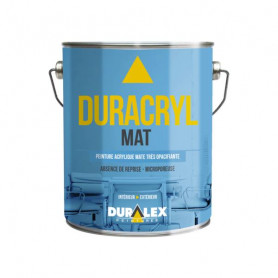 Peinture Duracryl