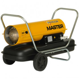 Chauffage air pulsé au fuel à combustion directe - Gamme Master