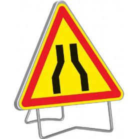 Panneau de signalisation AK