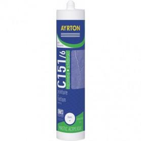 Mastic acrylique C151 300 ml