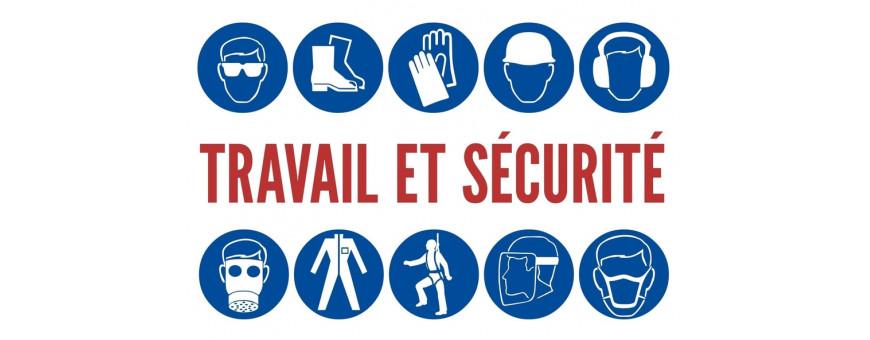 Protection - Sécurité Signalétique